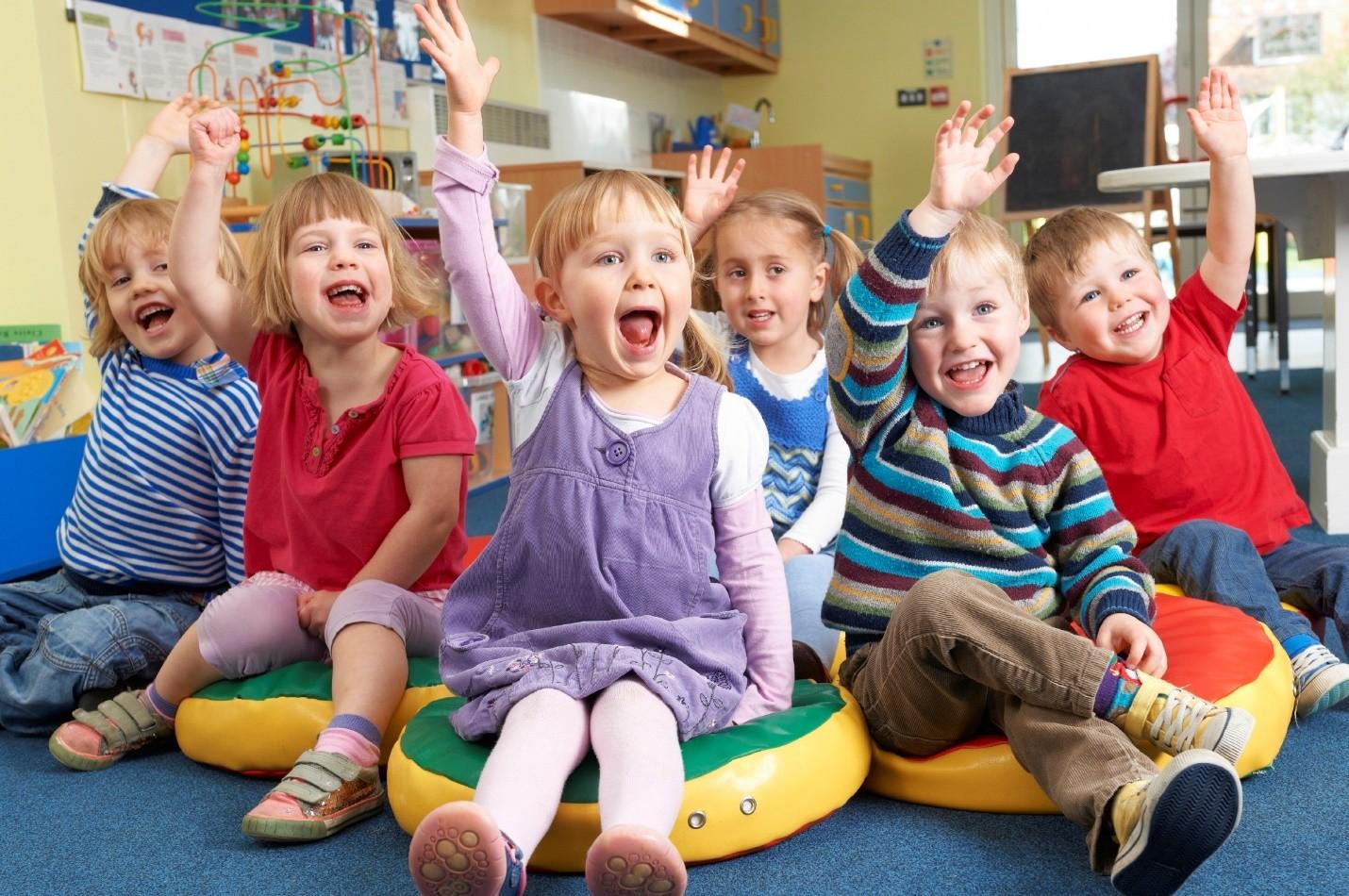 В Ленобласти достраивают 14 новых детских садов