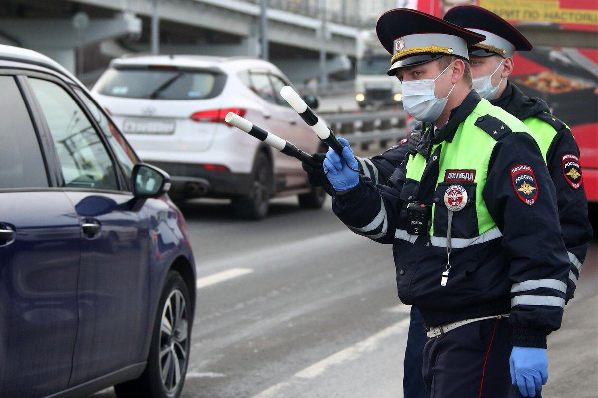 В Петербурге и Ленобласти водителей проверили на алкоголь