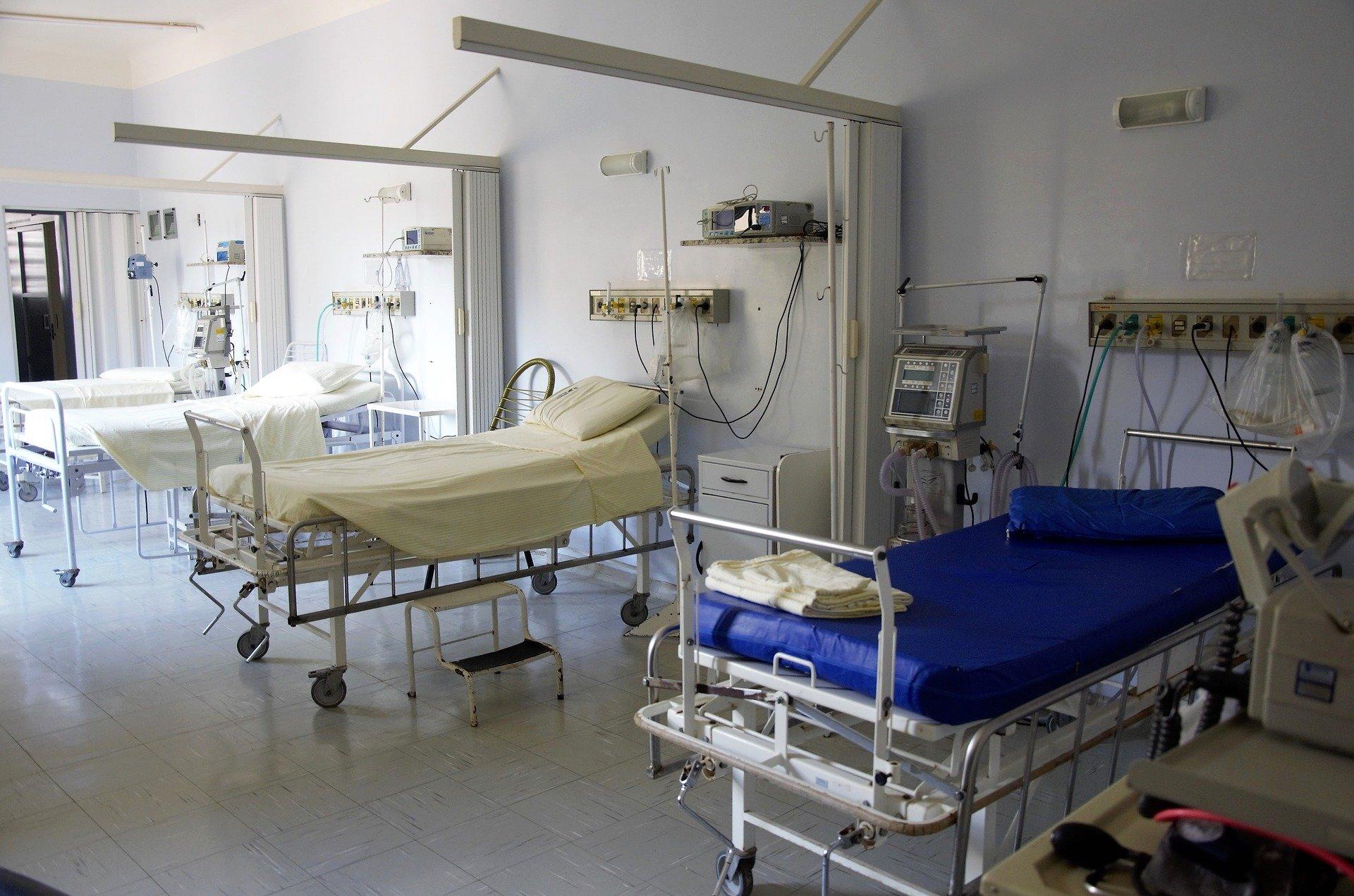 Регион сокращает количество коек для больных коронавирусом