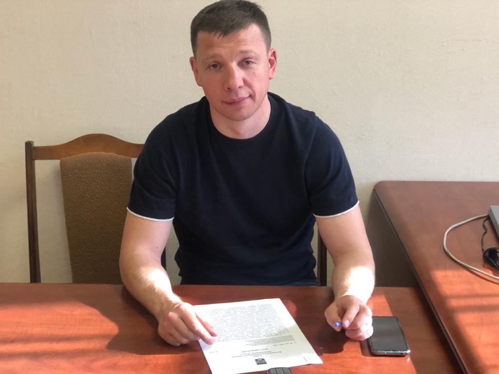 Прямая линия с главой Волховского района