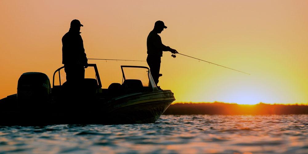 Спасение рыбаков на Ладожском озере