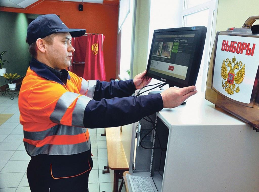 Все избирательные участки Ленинградской области будут оборудованы средствами видеофиксации или видеонаблюдения