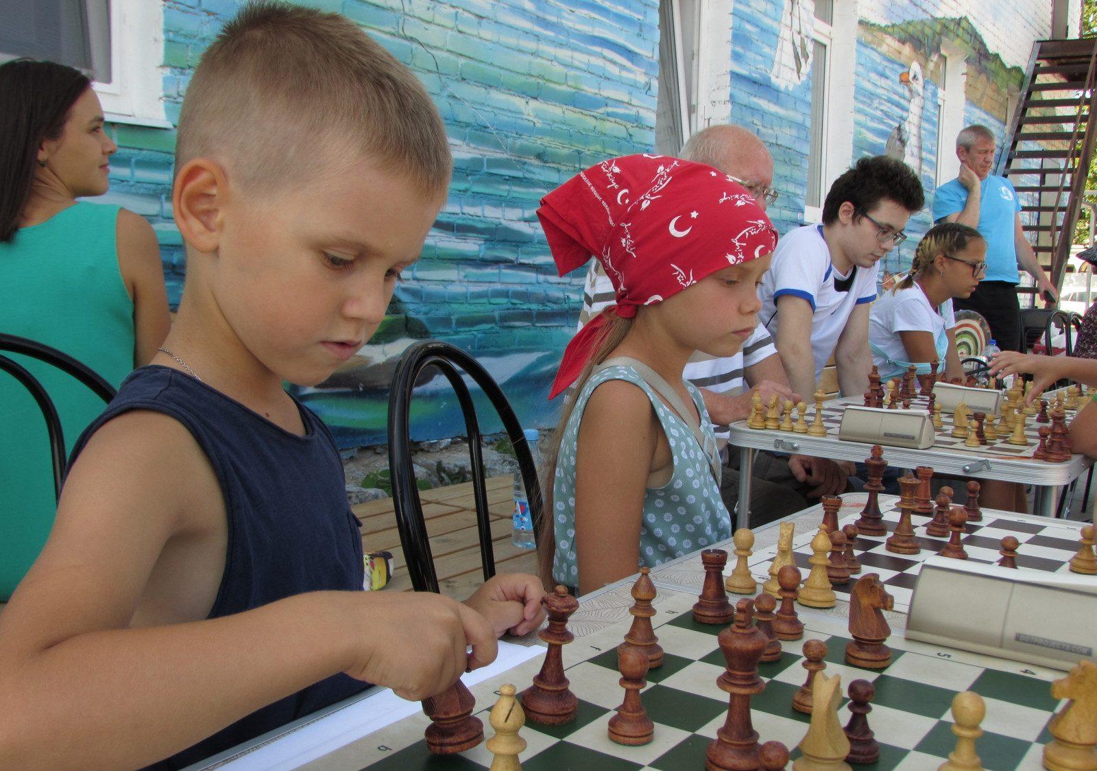 Шахматисты сразились в Новой Ладоге