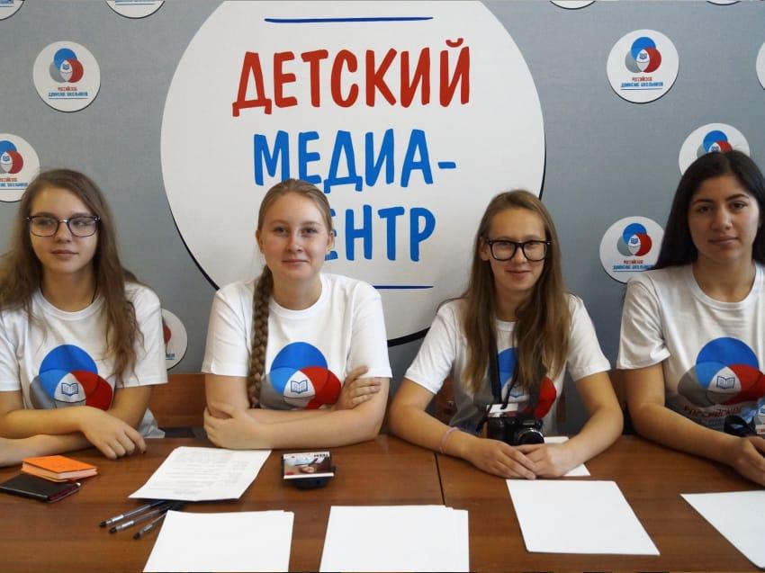 Медиацентр «Интеллект» в ДДЮТ Волховского района