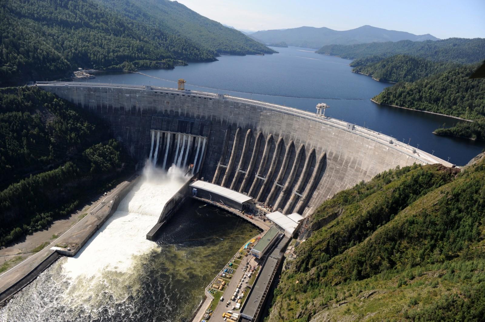 Авария наСаяно-Шушенской ГЭС