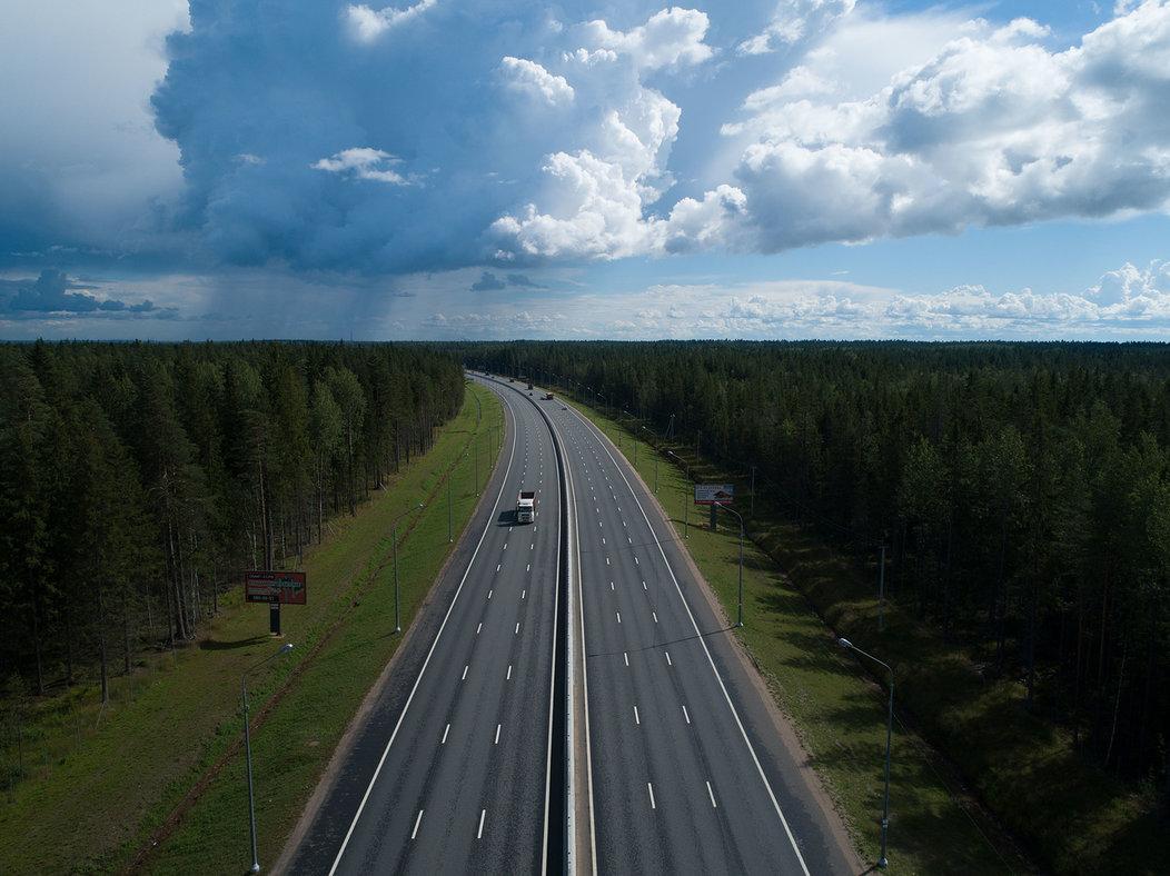 Часть дорог Ленобласти перейдет в федеральную собственность