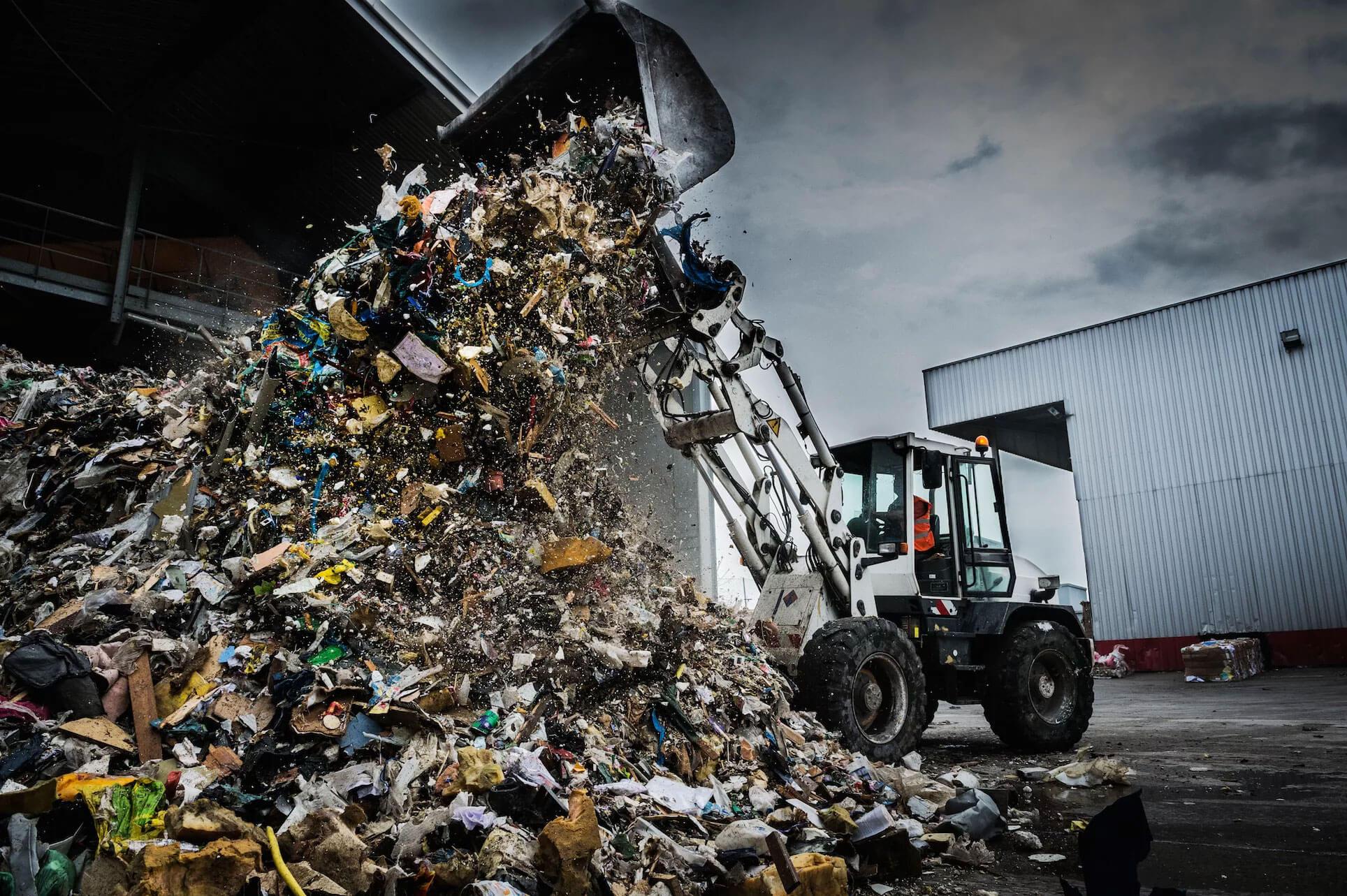 Глава 47-го региона оценил новую технологию утилизации мусора