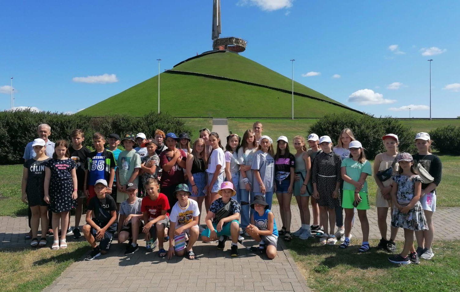 Поездка волховских гандболистов в Беларусь