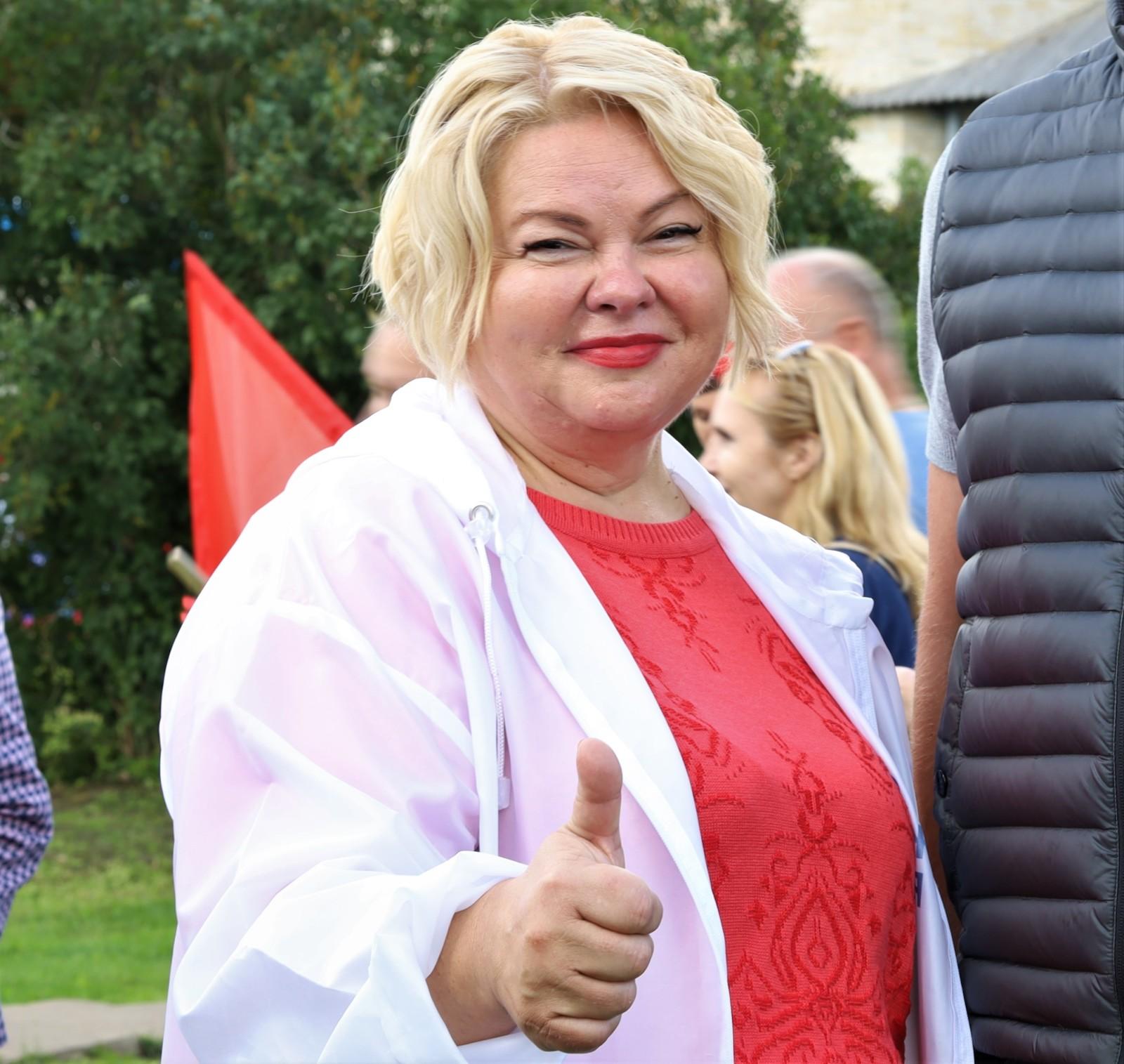 День государственного флага Российской Федерации в Старой Ладоге