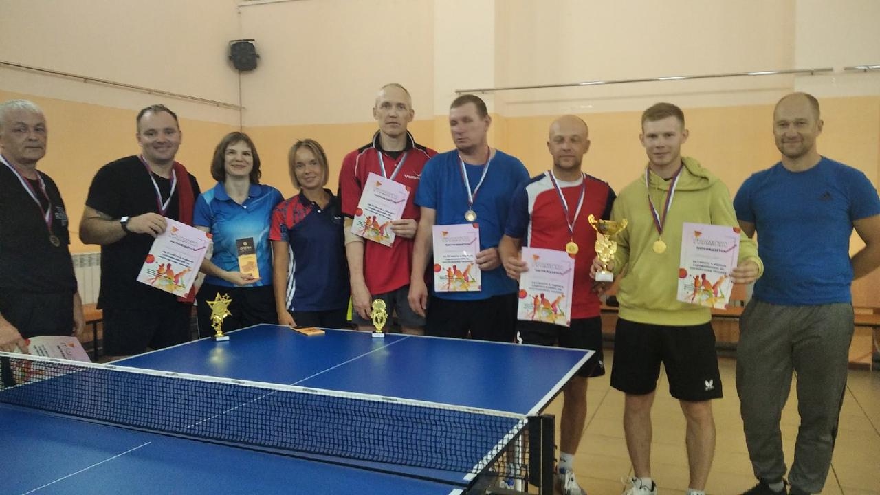 Поздравляем призёров