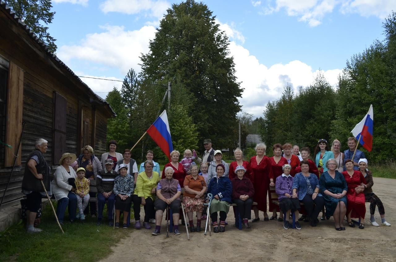 Праздник флага России