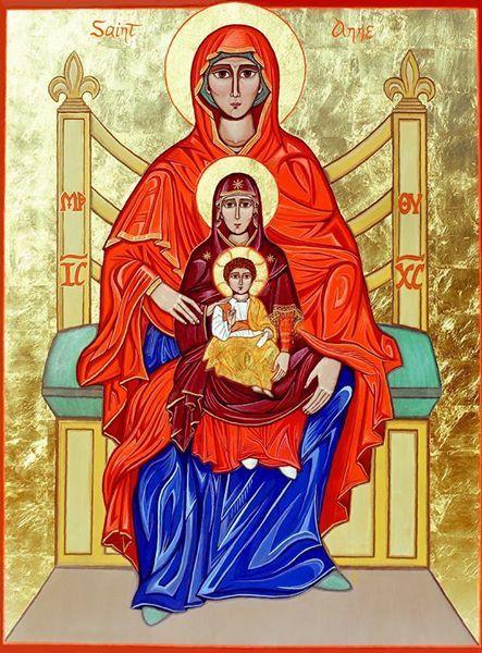 День памяти бабушки Иисуса Христа