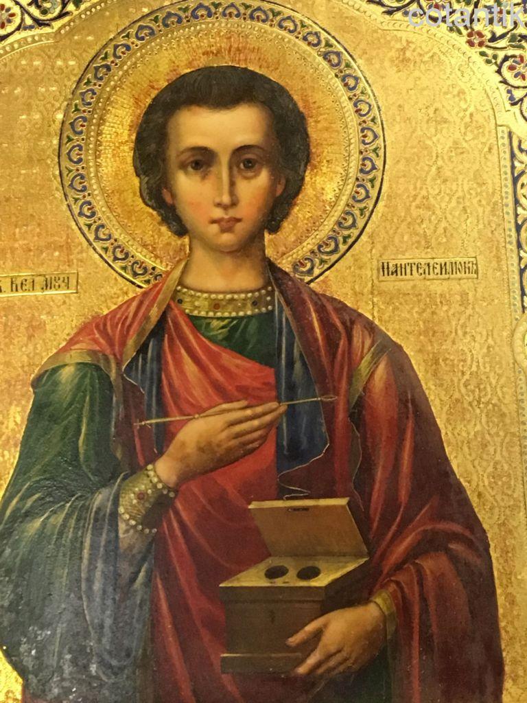 9 августа день памяти великомученика Пантелеймона - исцелителя