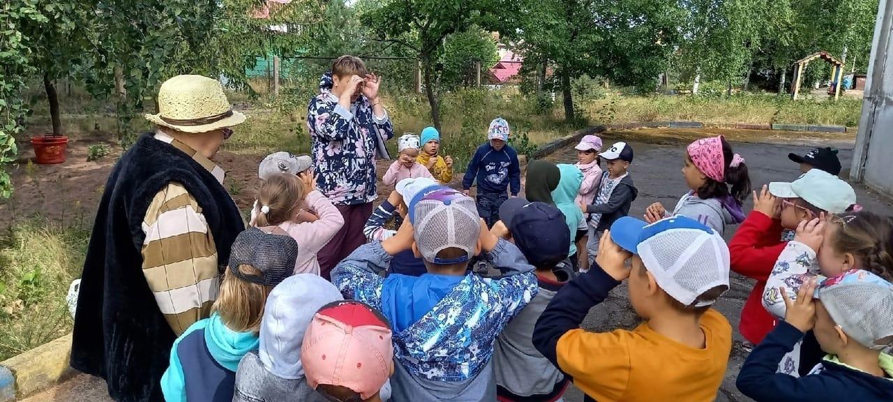 Губернаторский молодежный отряд в Сясьстрое