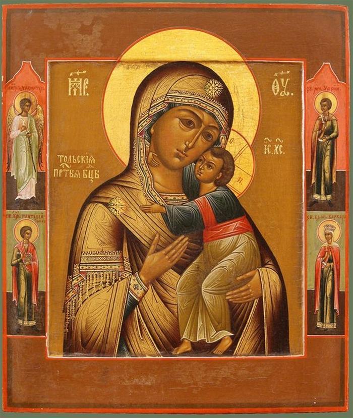 Общехристианские православные праздники
