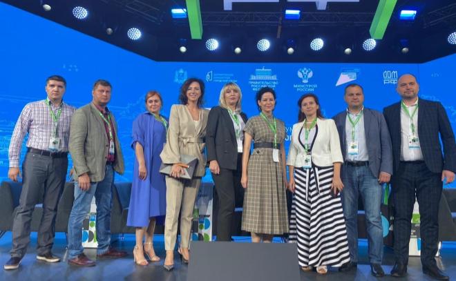 Победители V Всероссийского конкурса запустят процессы всестороннего развития городов