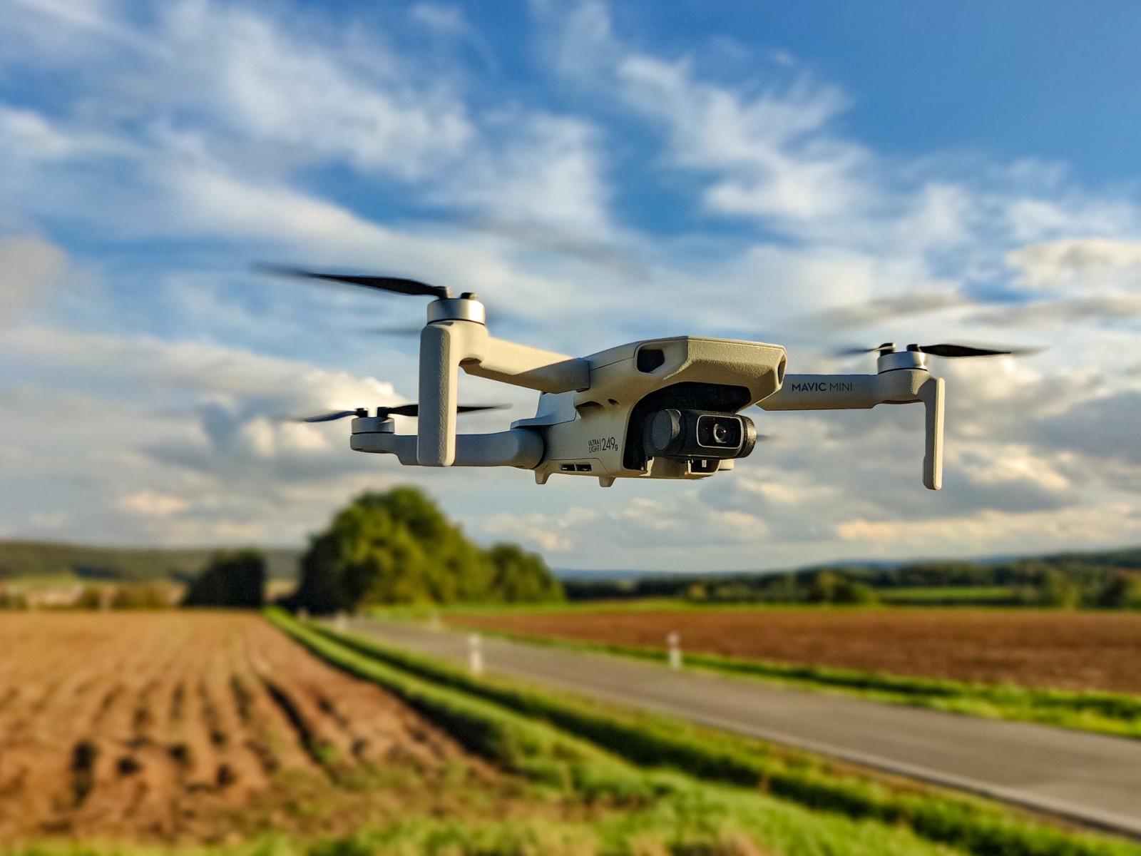 Квадрокоптеры будут ловить гонщиков