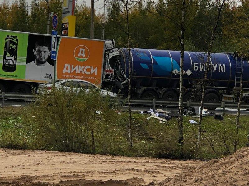 «Дикси» врезался в «Газпром»...