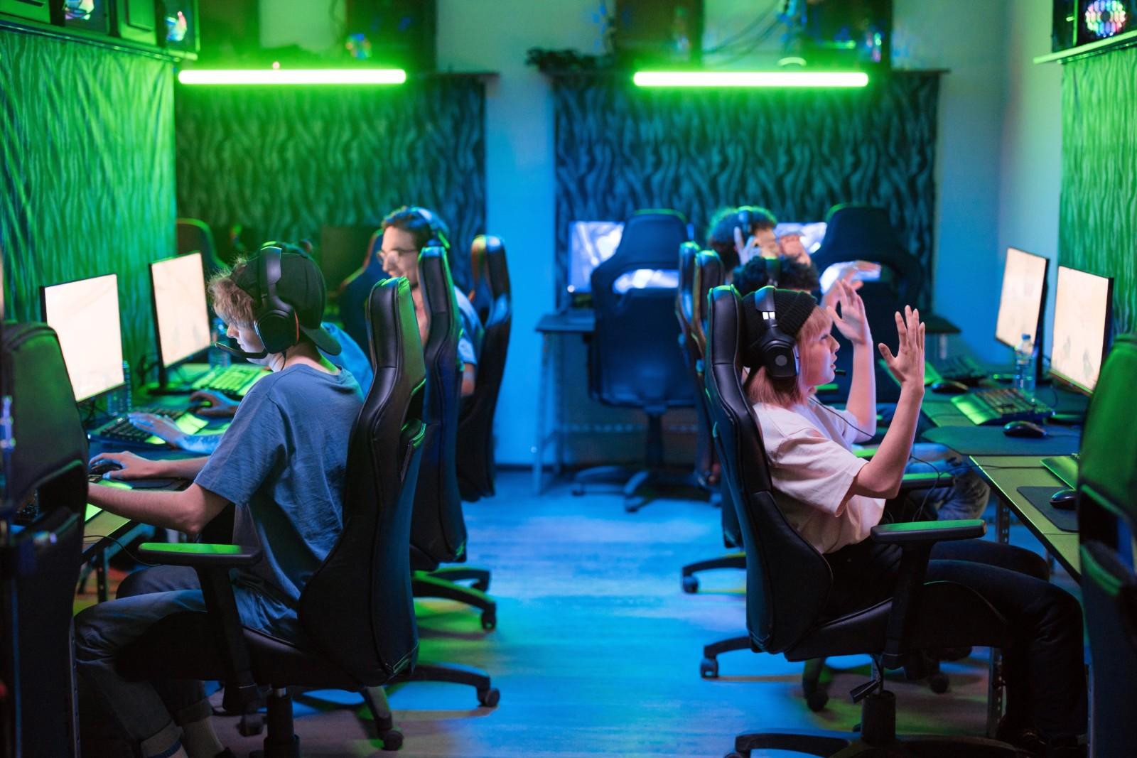 Выборг стал областным центром киберспорта