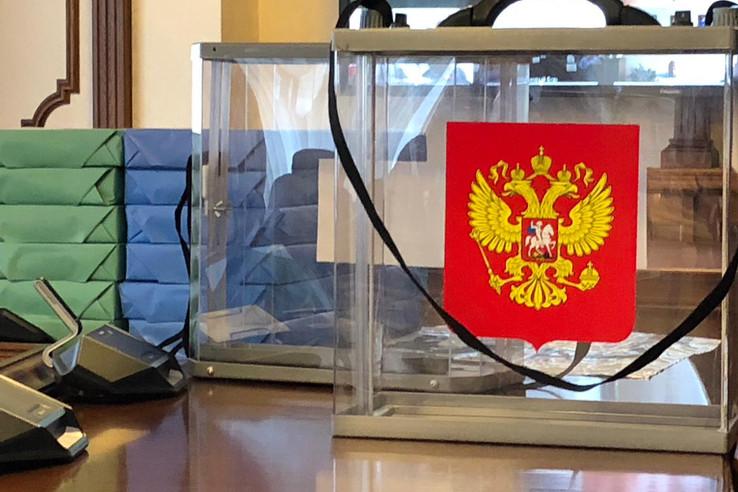 Выборы в Ленинградской области