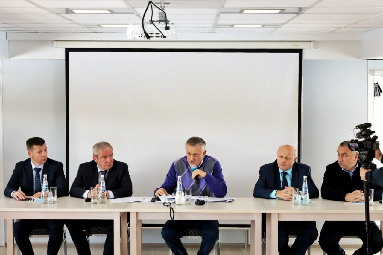 """""""Кадровый губернаторский резерв"""" в Старой Ладоге"""