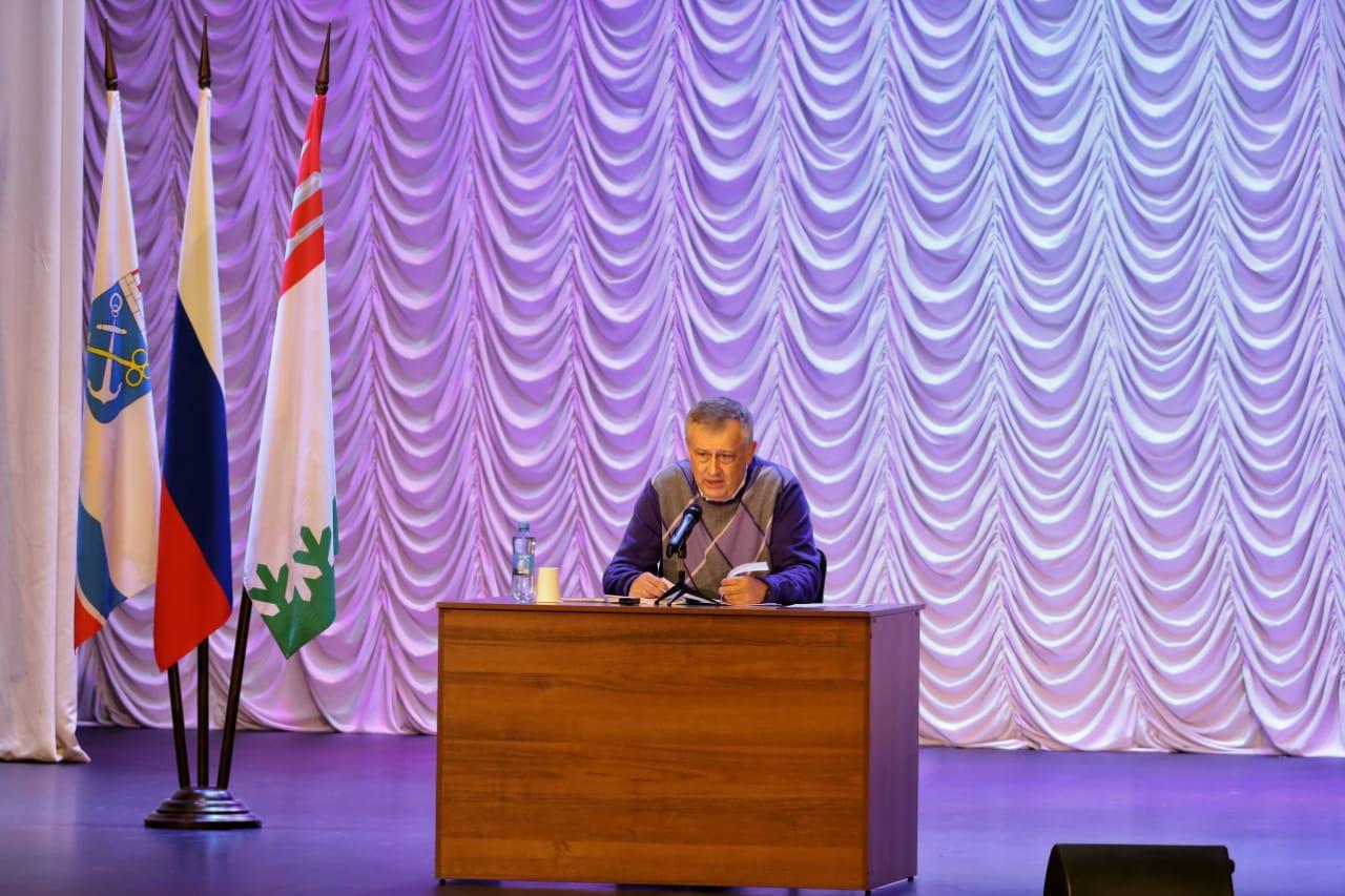 Волховские встречи с главой региона