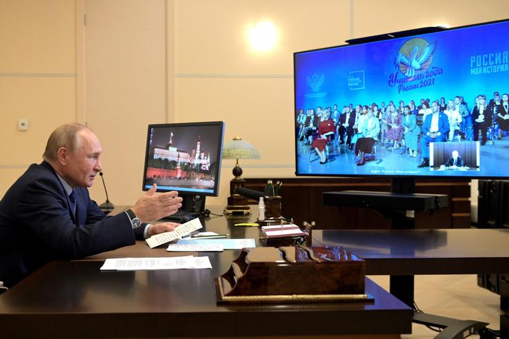 Президент поддержал предложение Марии Тимченко