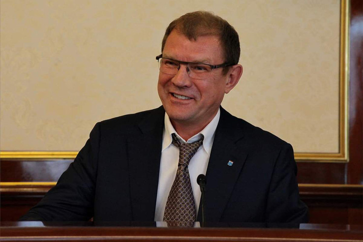 Кадровое изменение в правительстве Ленобласти