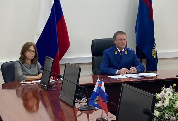 В прокуратуре Ленобласти прошел ежемесячный прием предпринимателей 47 региона