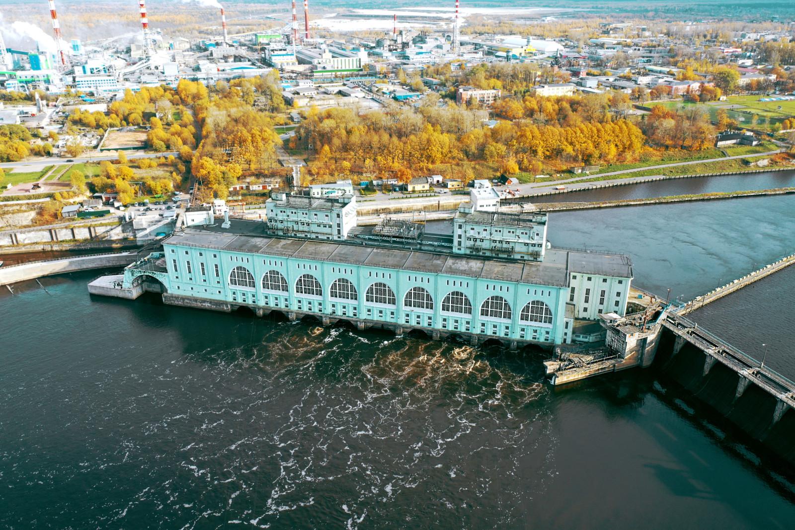 77 лет назад завершились восстановительные работы на Волховской ГЭС