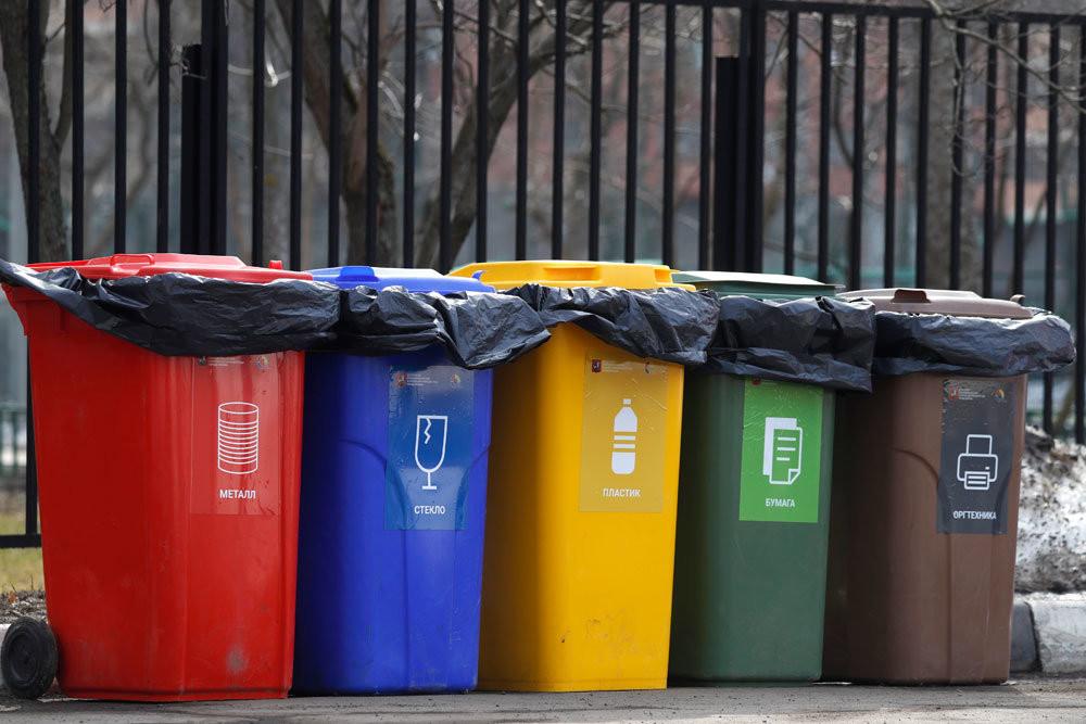 В регионе появится больше контейнеров для стекла и пластика