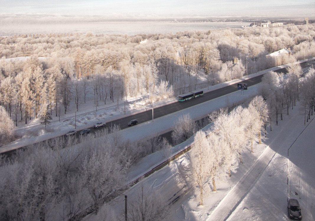 Областные дороги готовят к зиме
